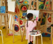 Clase Pintura Infantil Aravaca