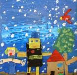 Clase creatividad infantil Aravaca_01