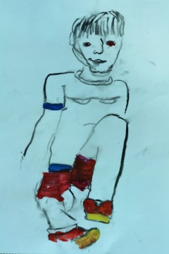 Clase pintura infantil Aravaca_02