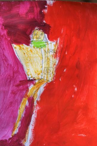 Clase pintura infantil Aravaca_01