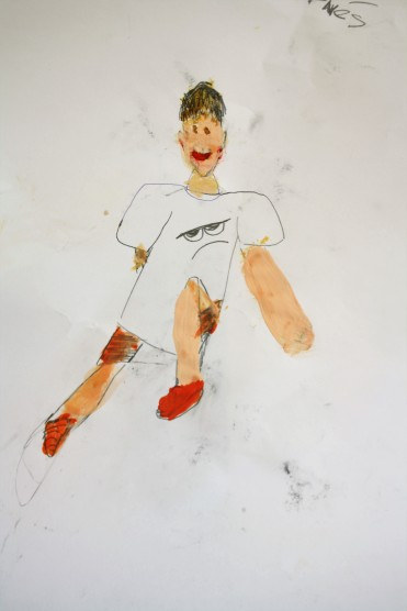 Clase pintura infantil Aravaca_05