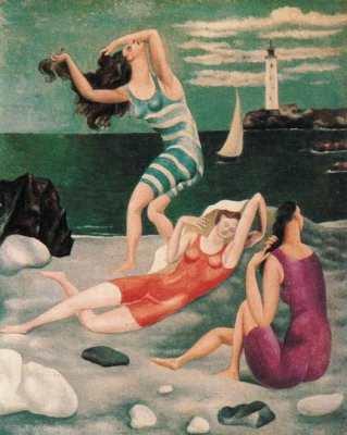 Original Bañistas Picasso