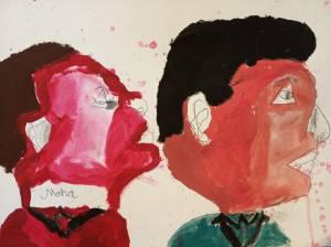 Retrato de Perfil Escuela de Arte Aravaca_01
