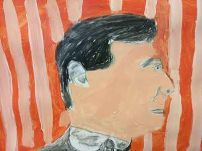 Retrato de Perfil Escuela de Arte Aravaca_03