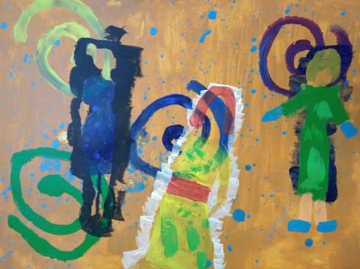 Pintura Infantil Escuelalimón Sonia Delaunay_02