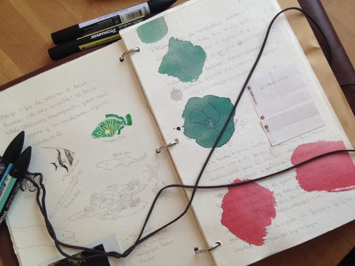 Apuntes, cuaderno de viaje, preparación al diseño_04