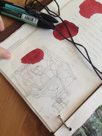 Apuntes, cuaderno de viaje, preparación al diseño_07