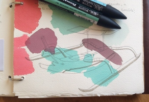Apuntes, cuaderno de viaje, preparación al diseño_06