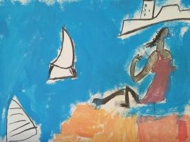 Las Bañistas de Picasso en ESCUELALIMÓN_01