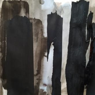 Apuntes en grises y azules ESCUELALIMÓN Aravaca Arte para adultos_01