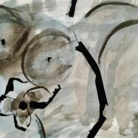 Apuntes en grises y azules ESCUELALIMÓN Aravaca Arte para adultos_02