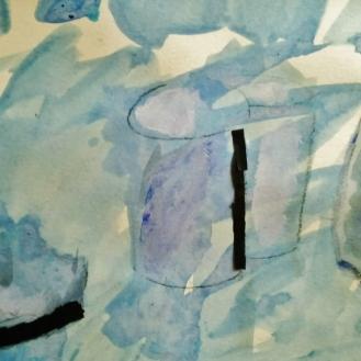 Apuntes en grises y azules ESCUELALIMÓN Aravaca Arte para adultos_03