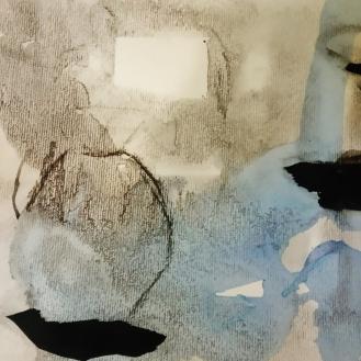 Apuntes en grises y azules ESCUELALIMÓN Aravaca Arte para adultos_06
