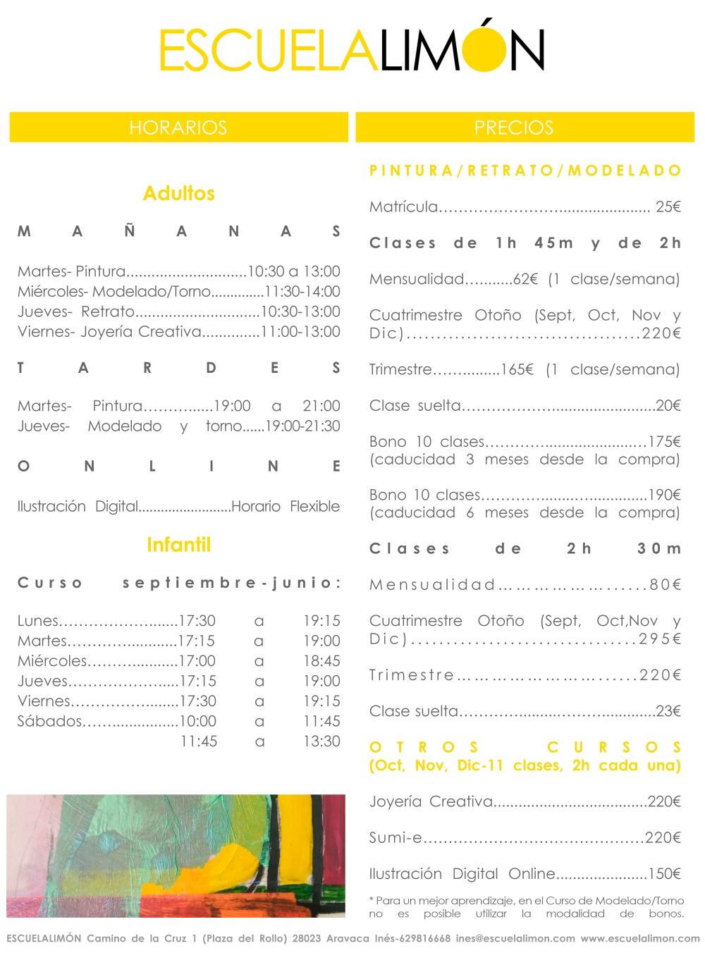 Horarios y Precios_2019-20.02