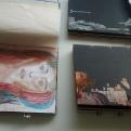 Cuadernos de viaje artesanales exposición de Navidad ESCUELALIMÓN Aravaca_05