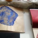 Cuadernos de viaje artesanales exposición de Navidad ESCUELALIMÓN Aravaca_08