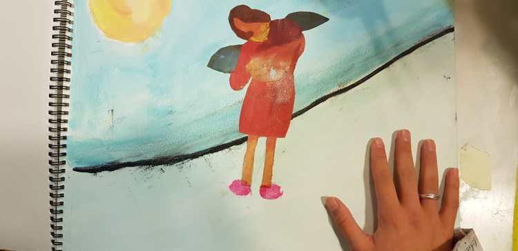 Arte y psicología ESCUELALIMÓN Aravaca Clases de pintura para niños_05