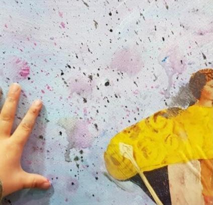 Arte y psicología ESCUELALIMÓN Aravaca Clases de pintura para niños_06