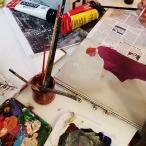 Diario de Magia en ESCUELALIMÓN Aravaca clases de arte para niños_21