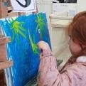Salomé, Herodes y San Juan Bautista ESCUELALIMÓN Aravaca clases de pintura para niños-19